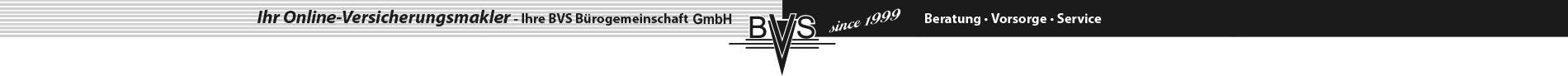 BVS Uchte | Versicherungsmakler vor Ort Uchte